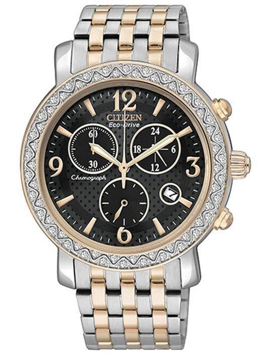 Relógio Feminino Citizen TZ28039N Aço Inoxidável Prata