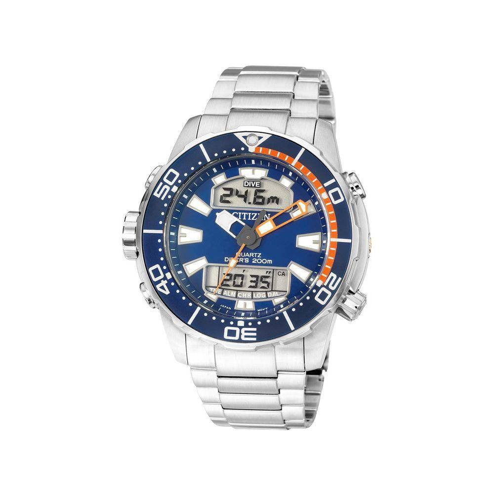 Relógio Masculino Citizen Aqualand Promaster 20atm Tz10164f