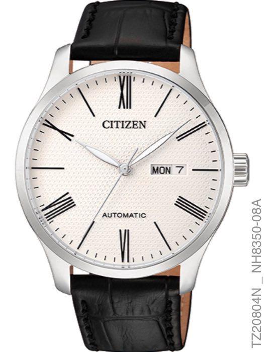 Relógio Masculino Citizen TZ20804N Pulseira Couro