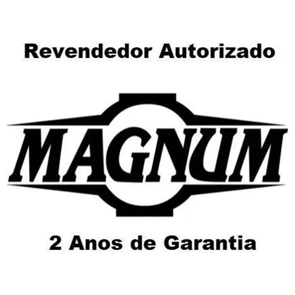 Relógio Masculino Magnum Dourado Aço Ma32934a Original