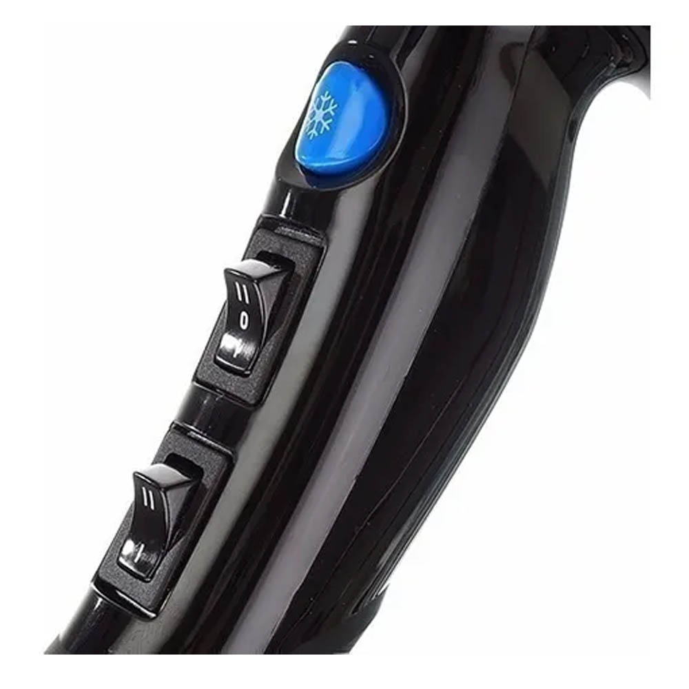 Secador Cabelos Profissional 1700w New Smart Taiff