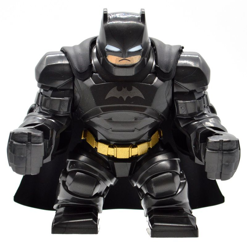 Super Heroes Batman Big Compatível Com Lego