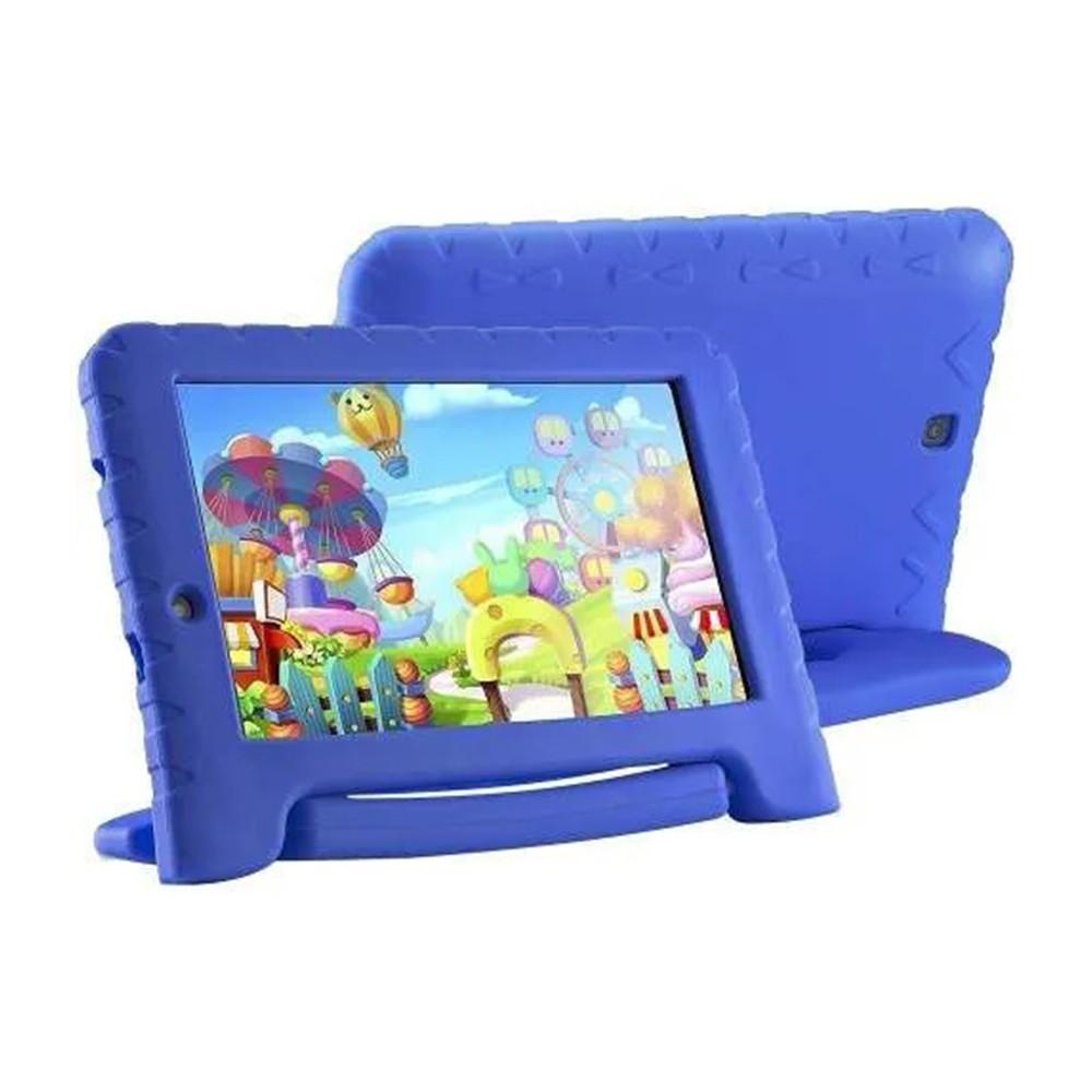 Tablet Multilaser Kids Pad Plus Azul Infantil Nb278