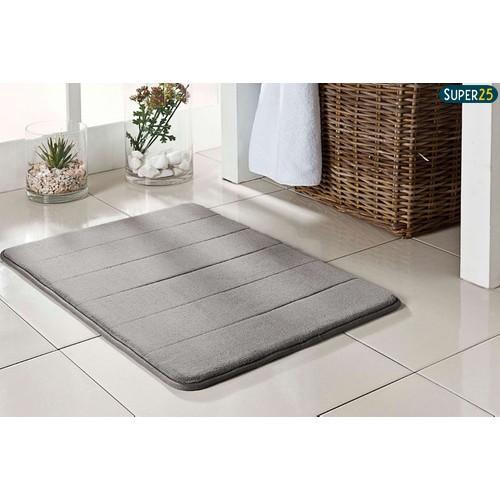 Tapete Banheiro Soft Antiderrapante Camesa Cores 40x60cm