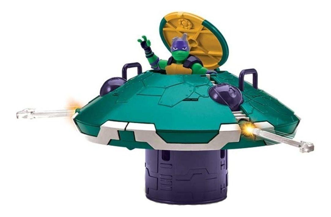 Veículo Tartarugas Ninja Tanque De Ascensão  2 Em 1 - Sunny