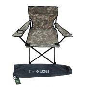 Cadeira De Praia/Camping/Pesca Dobrável Araguaia Belfix