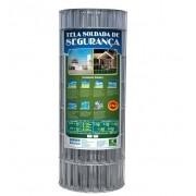 Tela Soldada Alambrado Segurança 15x5 1,2x25m 2,3mm Morlan