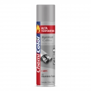 Tinta Spray Alta Temperatura 350ml Chemicolor