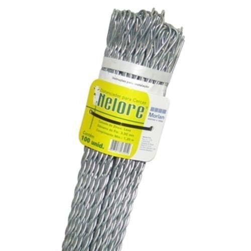 Distanciador Cerca 1,2m c/100 3,0mm Nelore Morlan
