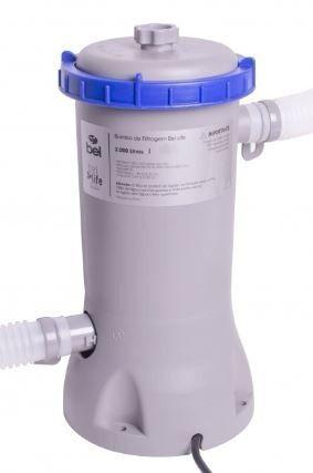 Bomba Filtragem Piscina 3028l/h Belfix