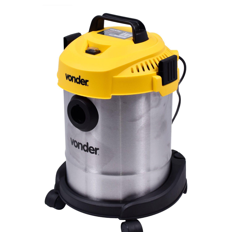 Aspirador De Pó apv1000  Profissional 12l Solidos/Liquidos Vonder