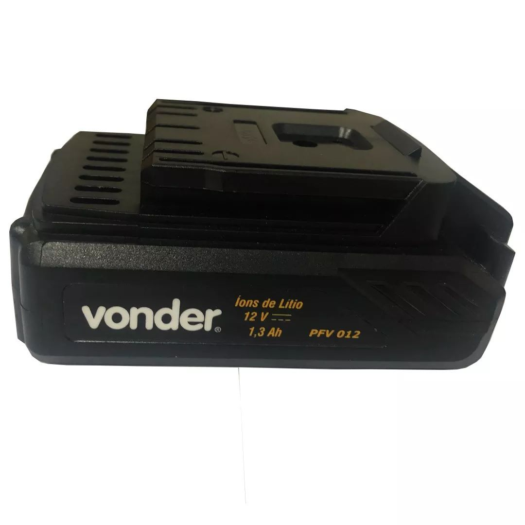 Bateria 12v Ions Litio Parafusadeira Vonder / Dwt