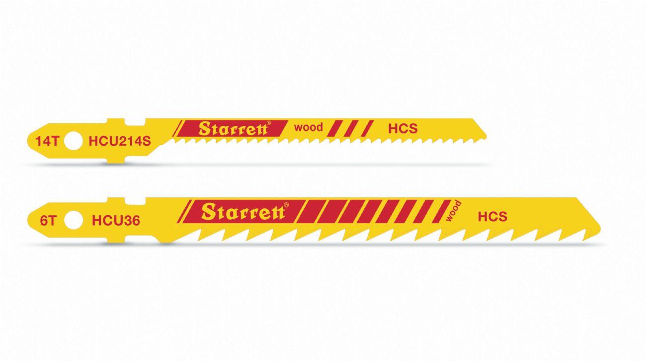 Lâmina Para Serra Tico-Tico Para Madeira Com 2 Unidades HCU310T-2 Starrett