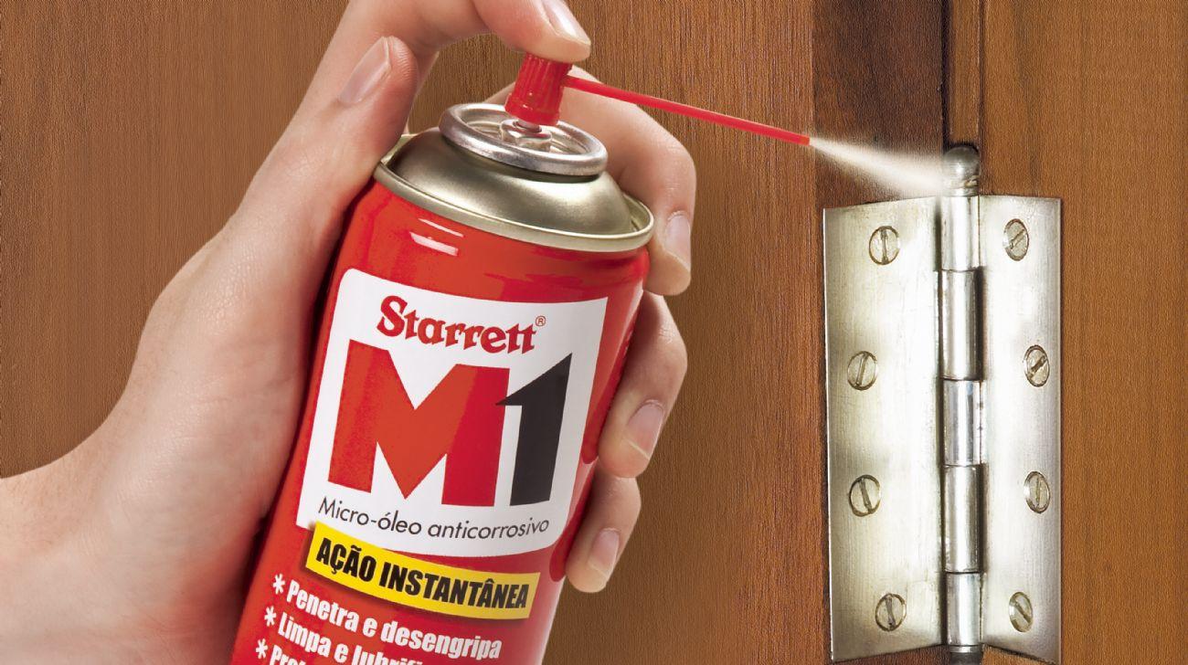 Óleo Lubrificante Spray 300ml M1 Starrett