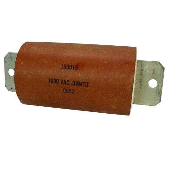 CAPACITOR 34 UF 1000 V - MILLER - 186015