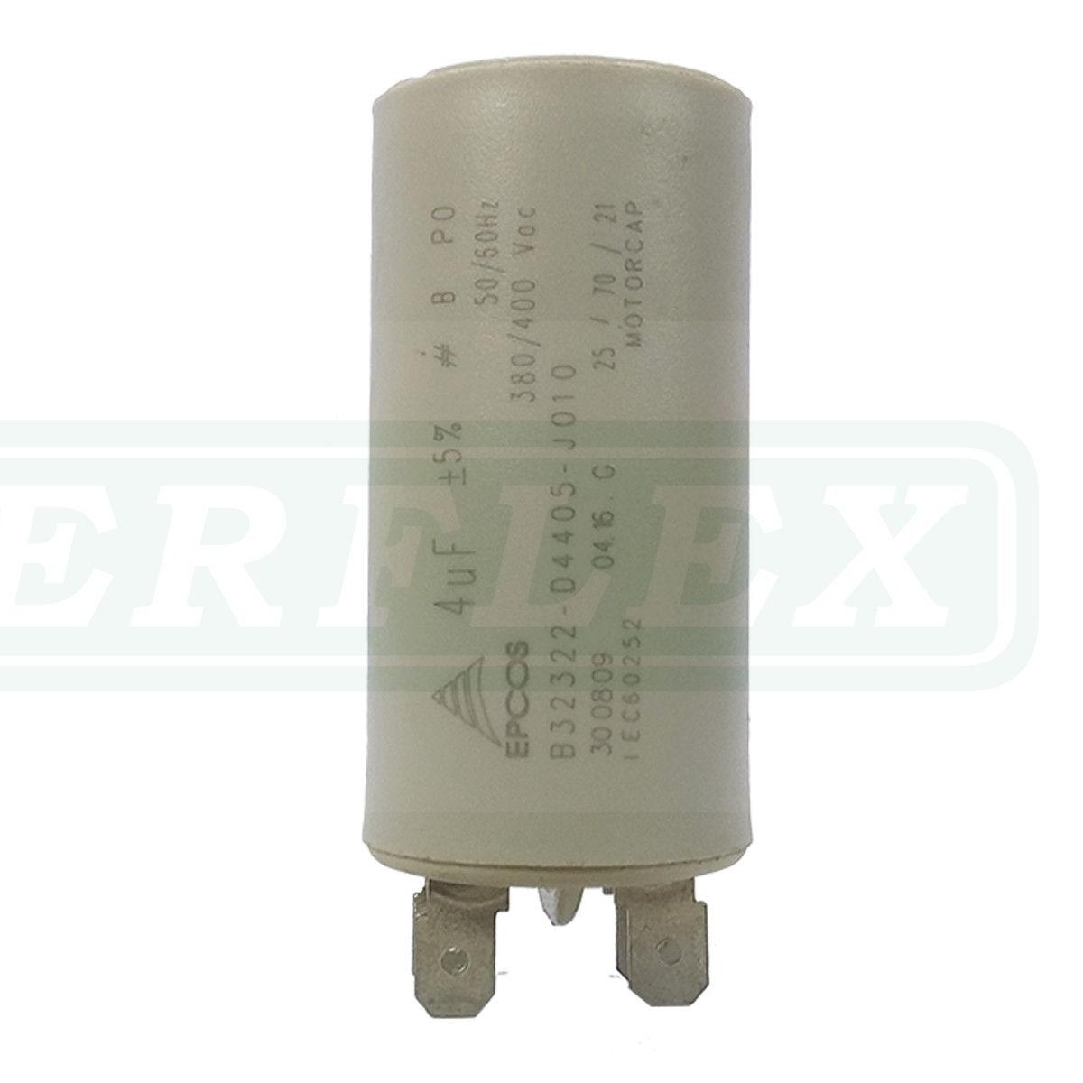 CAPACITOR 4UF X 400V 0904078 ESAB