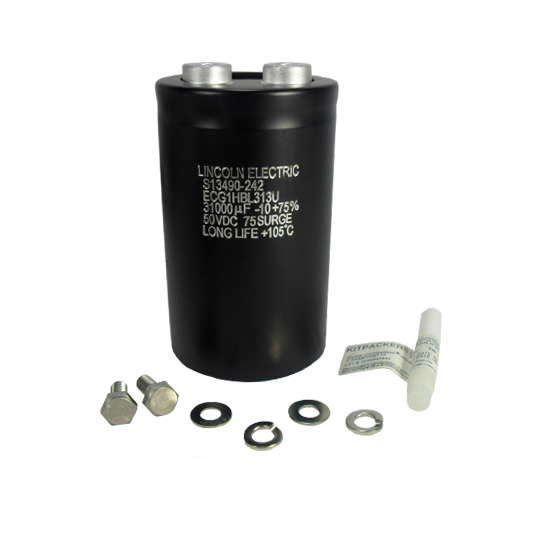 CAPACITOR - LINCOLN ELECTRIC - S13490-148
