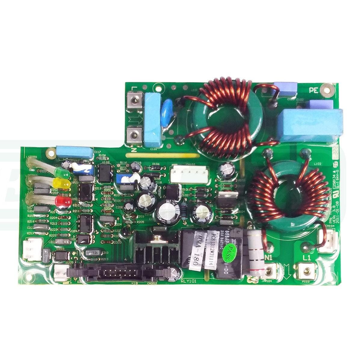 CIRCUITO DE CONTROLE LHN 150 0715001 ESAB