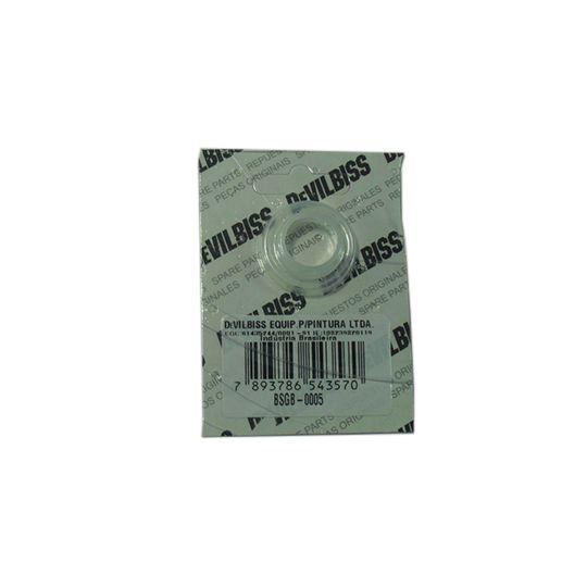 DEFLETOR DE AR BSGB-0005 SGA 570 / 800 - DEVILBISS