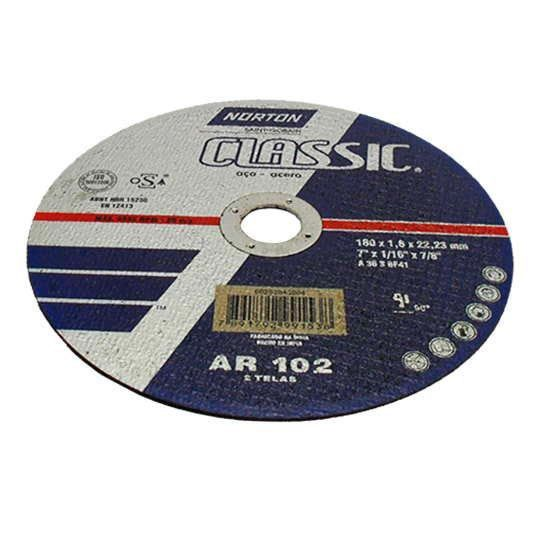 DISCO CORTE FINO 180.0 X 1.6 X 22.22 CARBORUNDUM 66252843904