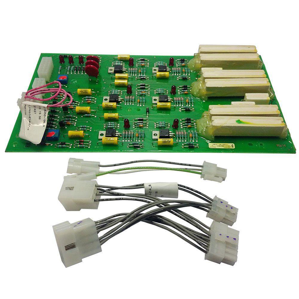PLACA DE DISPARO G1486-5 LINCOLN ELECTRIC