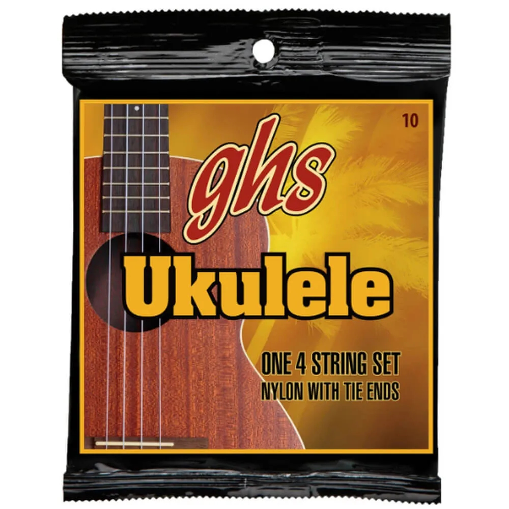 10 - ENC NYLON UKULELE WITH TIE ENDS - GHS