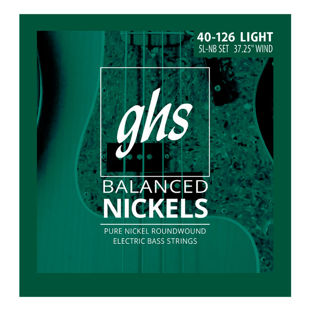 5L-NB - ENC BAIXO 5C BALANCED NICKELS 040/126 - GHS