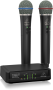 Microfone Behringer Ultralink ULM302Mic Wireles Dual Digital