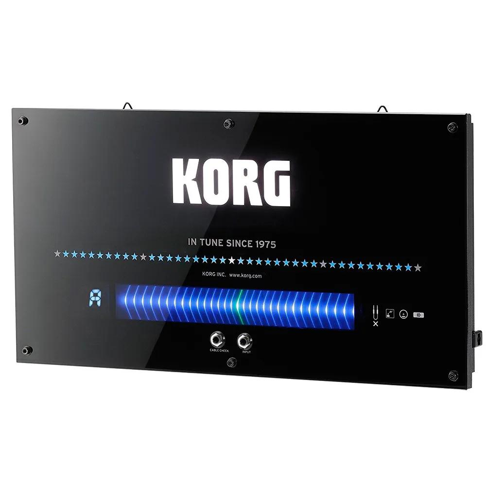 Afinador de Parede Korg WDT-1 para Guitarra e Contrabaixo