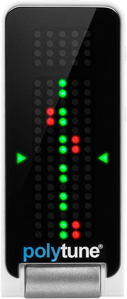 Afinador TC Electronic Polytune Clip