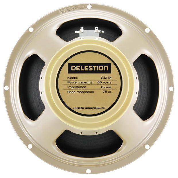 Alto Falante Celestion G12M Creamback 65w 12''