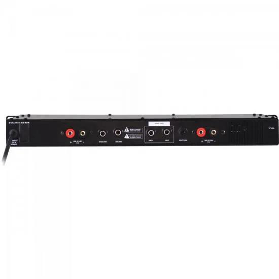 Amplificador 400W AMBIENCE PA-4000D Preto HAYONIK