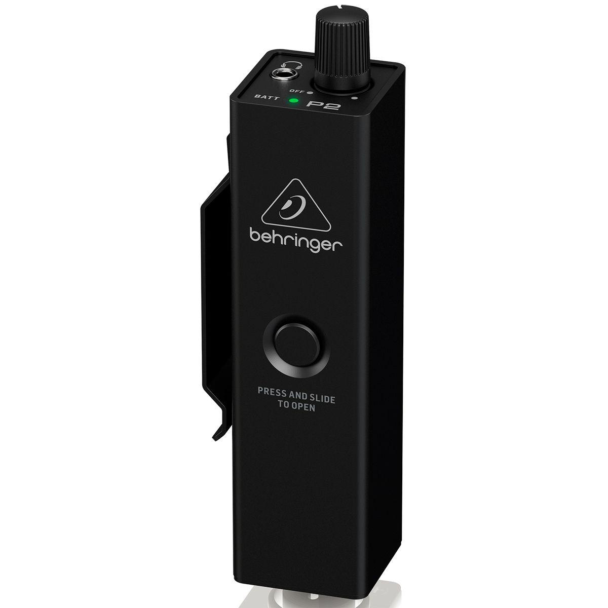 Amplificador de Monitor Behringer PowerPlay P2
