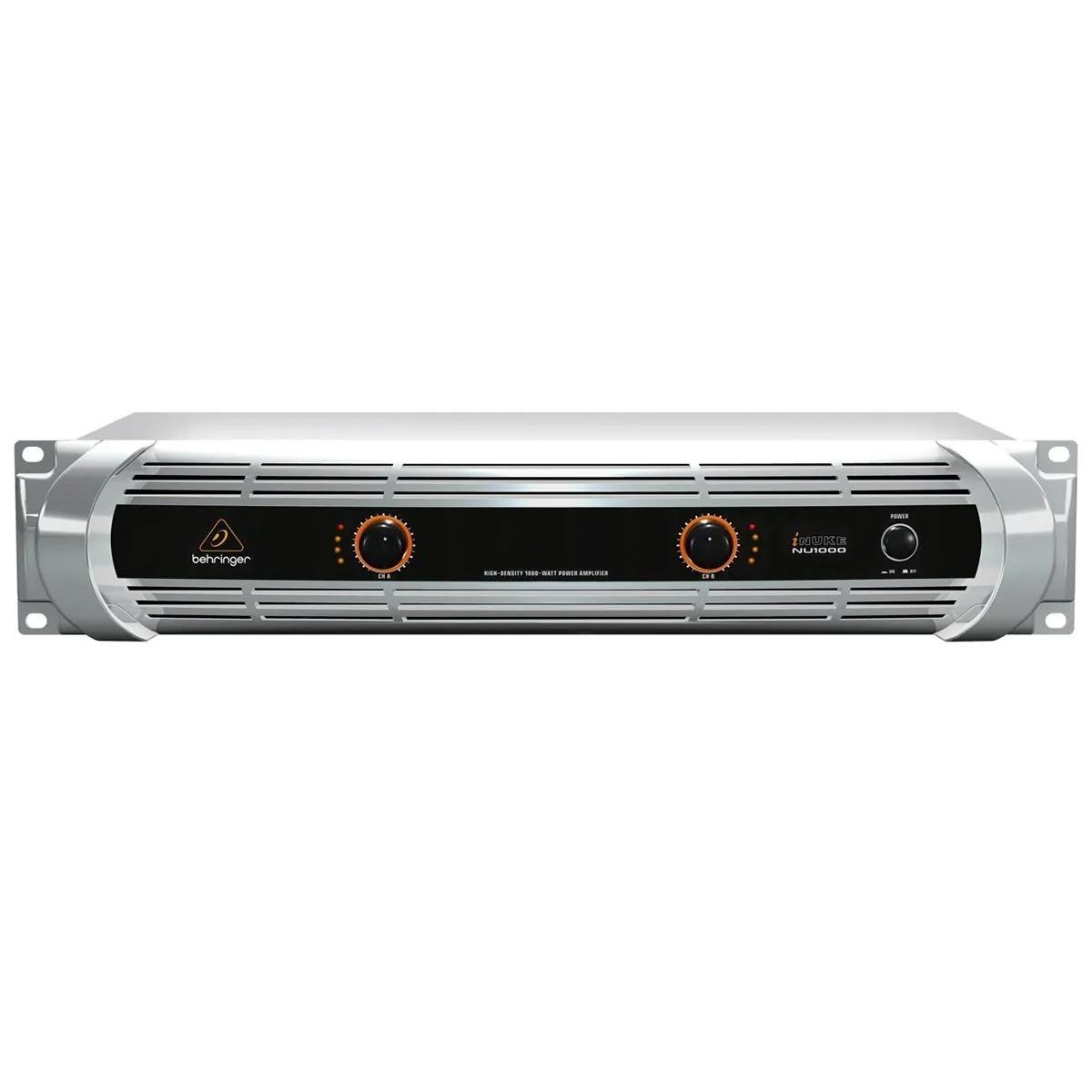 Amplificador de Potência Behringer Inuke NU1000DSP 1000W