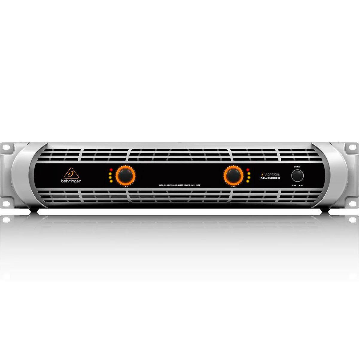 Amplificador de Potência Behringer Inuke NU3000 3000W
