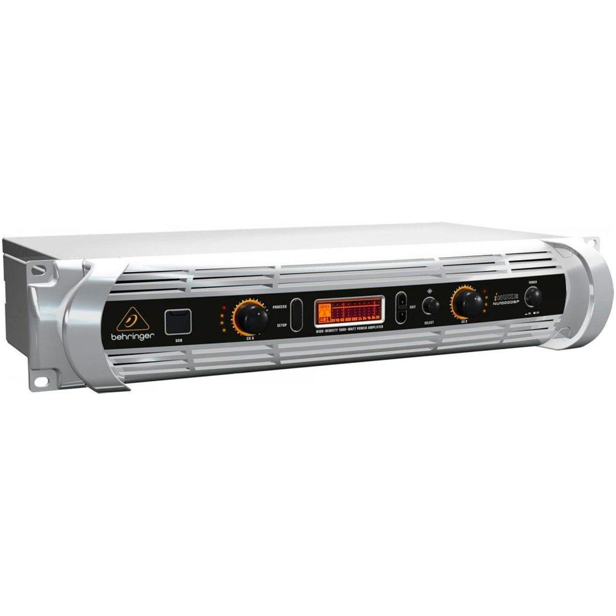 Amplificador de Potência Behringer Inuke NU3000DSP 3000W