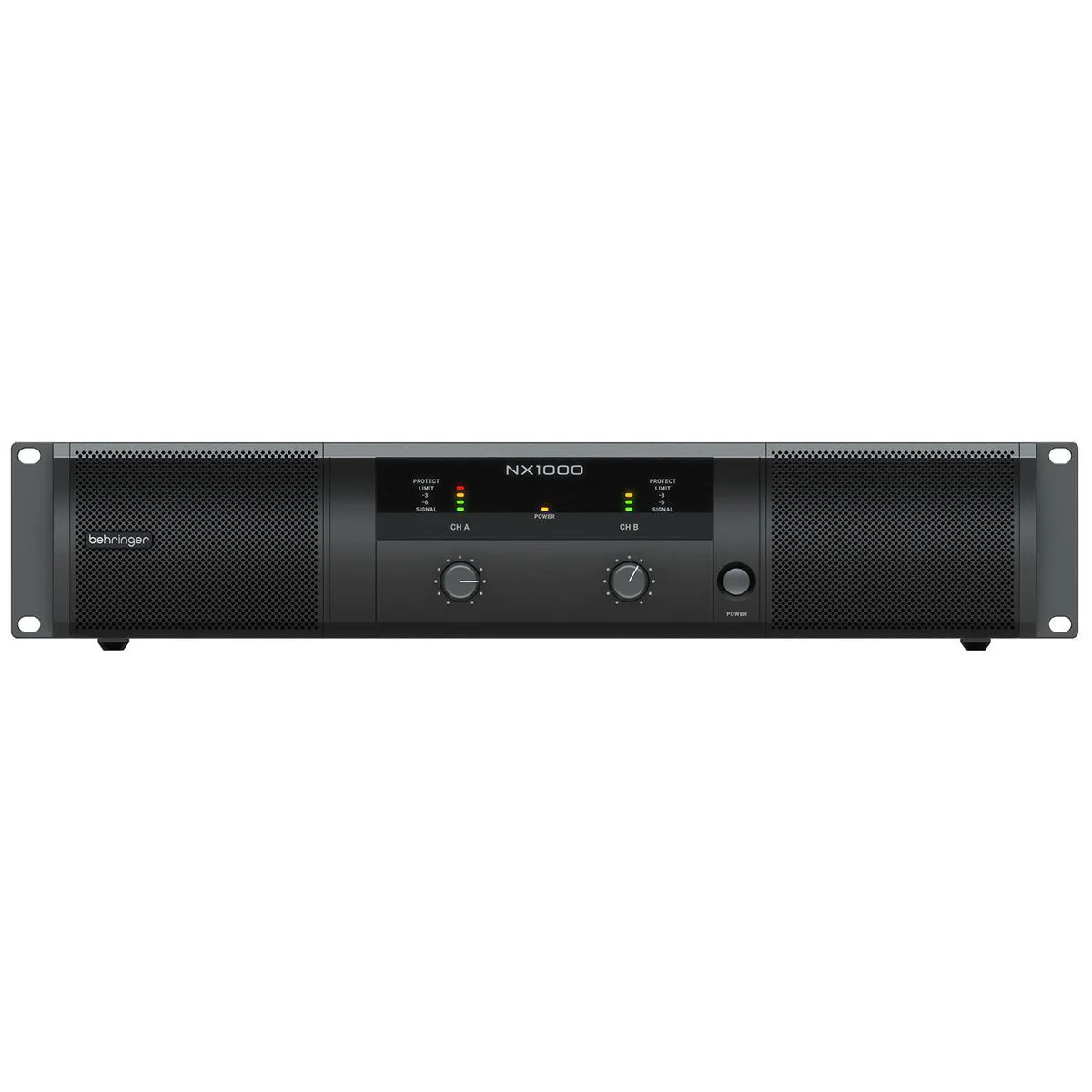 Amplificador de Potência Behringer NX1000 1000W Classe-D SmartSense