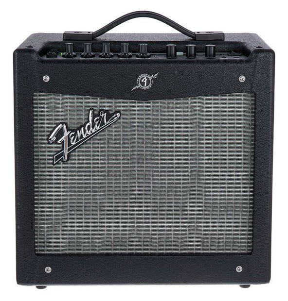 Amplificador Fender Mustang I V2 1x8'' 20w Para Guitarra