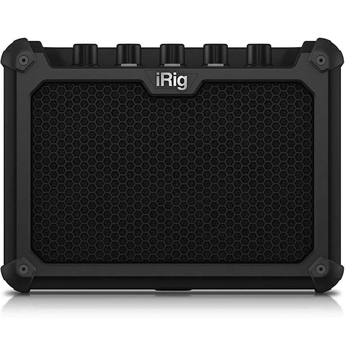 Amplificador Ik Multimedia Irig Micro Amp 1x4 15W iOS/USB