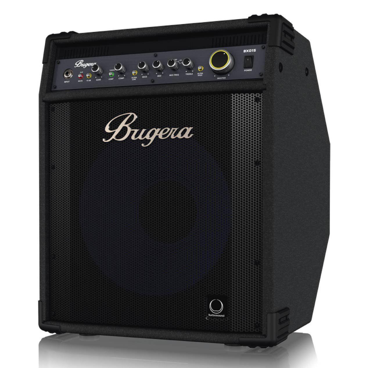 Amplificador para Contra Baixo - BXD15A - Bugera