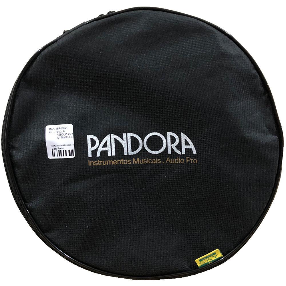 Bag Capa AVS BIP066SP Simples para Rebolo 45x12