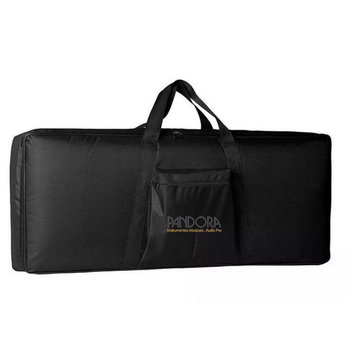 Bag Capa AVS BIT040SL Super Luxo para Teclado 88 Teclas