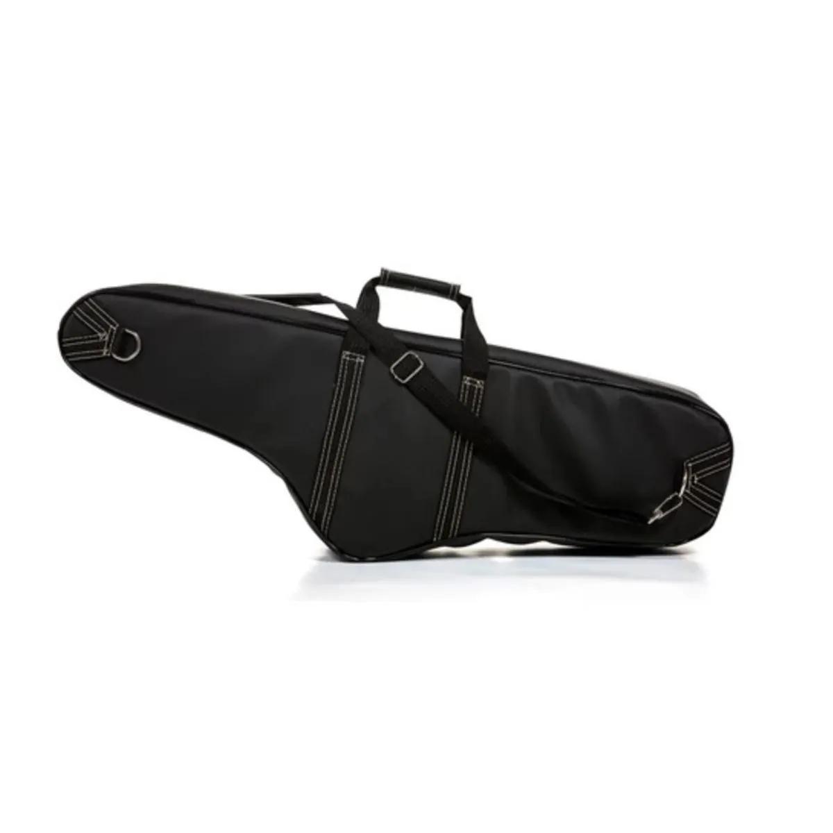 Bag Capa AVS SC006EX Executive Preto para Saxofone Alto