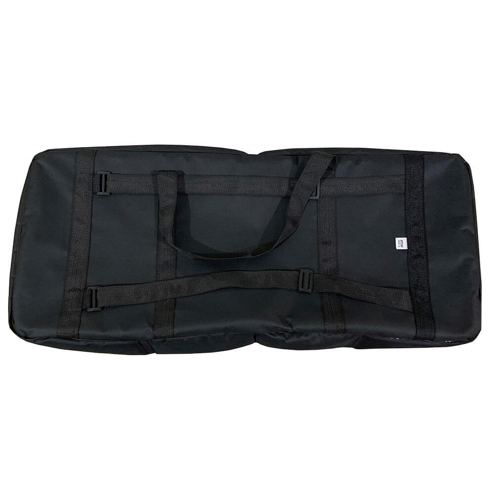 Bag Capa CMC 831EL Extra Luxo para Teclado Sintetizador 5/8