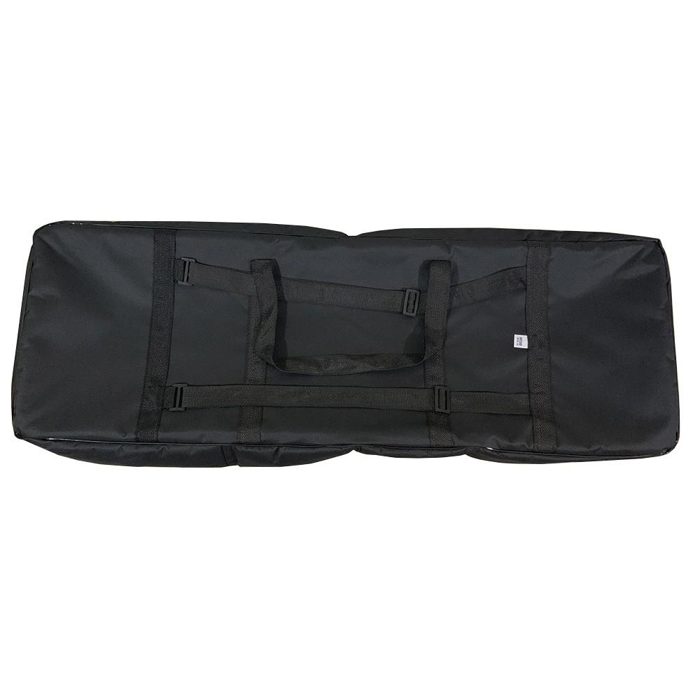 Bag Capa CMC 832EL Extra Luxo para Teclado Sintetizador 6/8