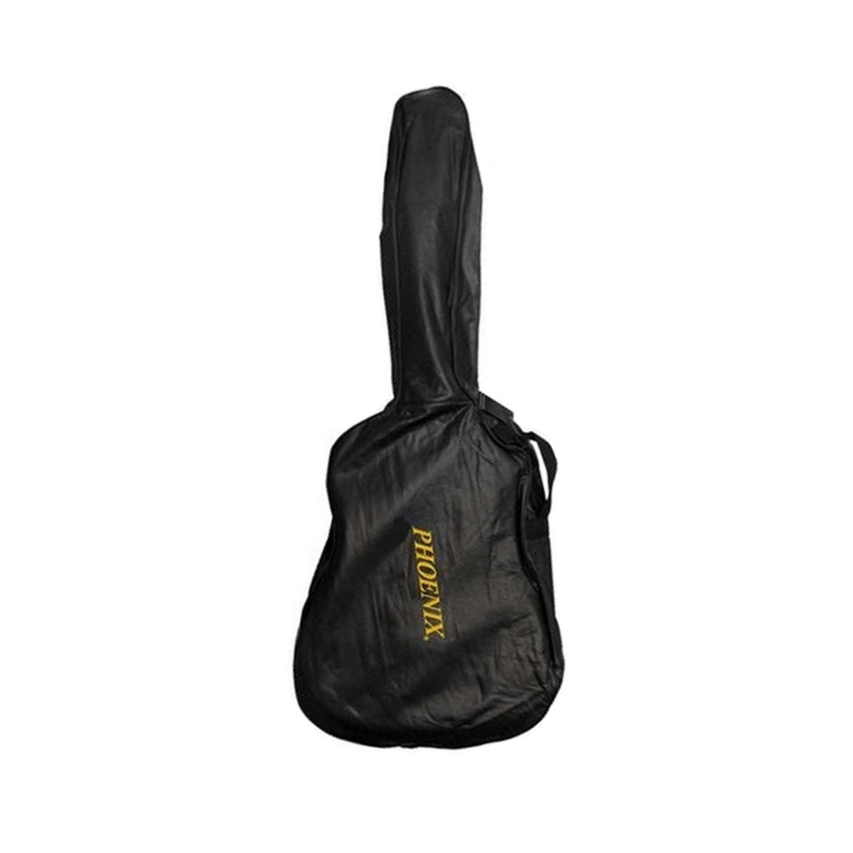 Bag Capa Courino Simples Phx PAA013 Preta para Contrabaixo