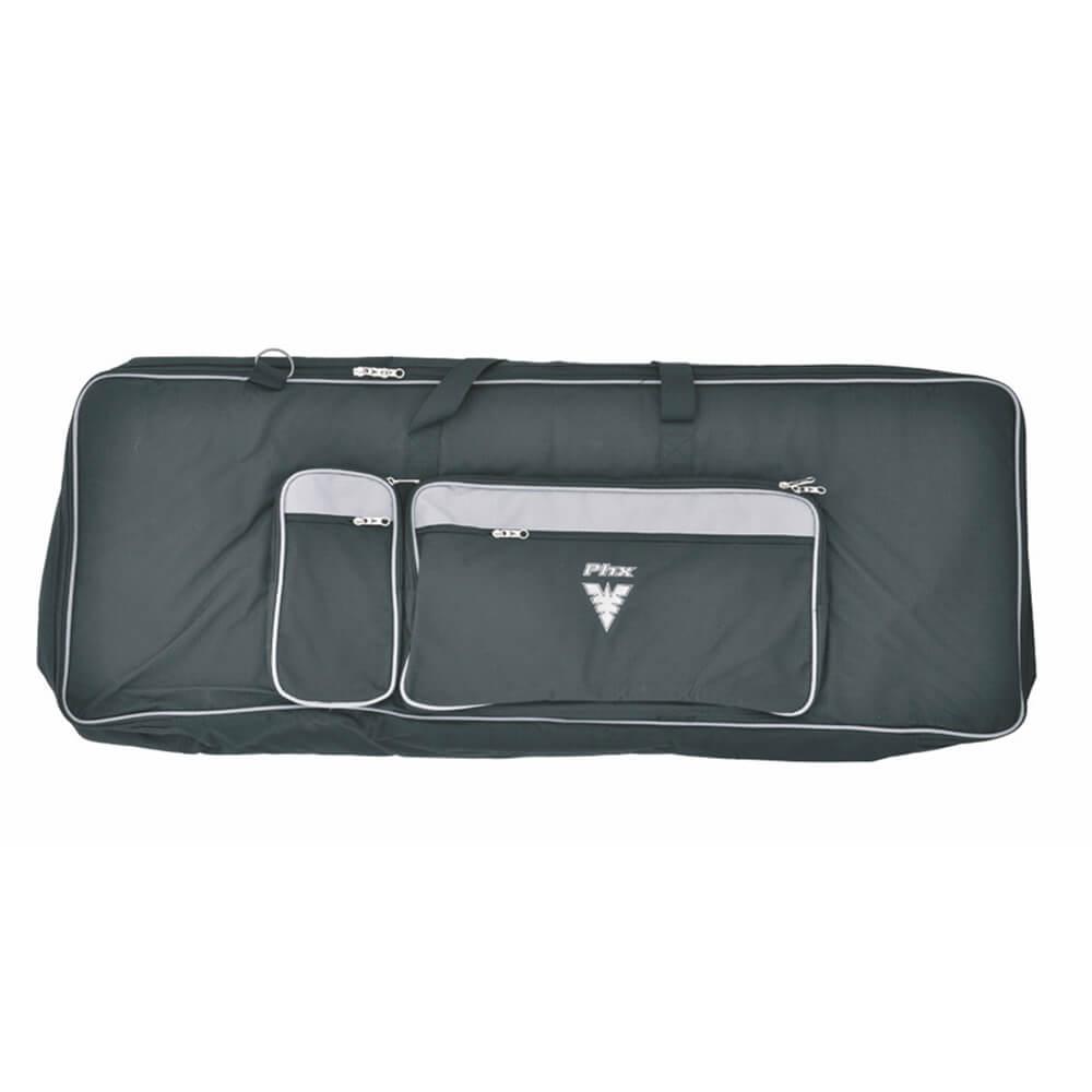 Bag Capa Luxo Phx PAA126 Acolchoado para Teclado 5/8
