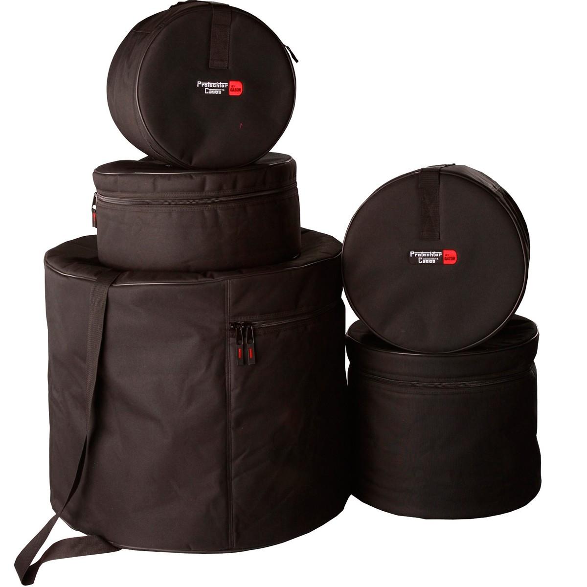 Bag Gator para Bateria GP-ART-STD Tradicional com 5 Peças