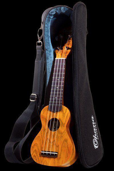 Bag Ohana DB-19BK para Ukulele Sopranino