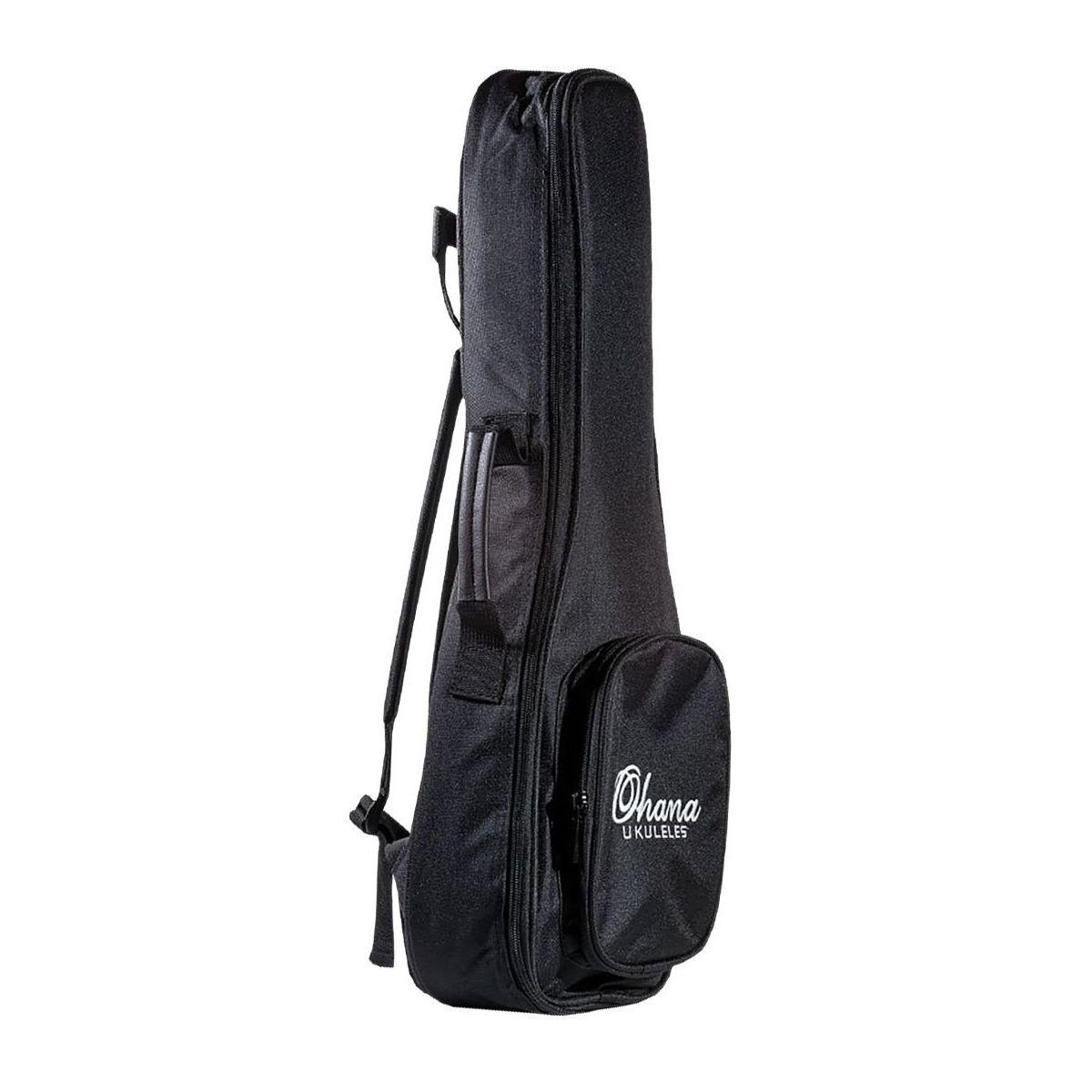 Bag Ohana UB-21 para Ukulele Soprano Black